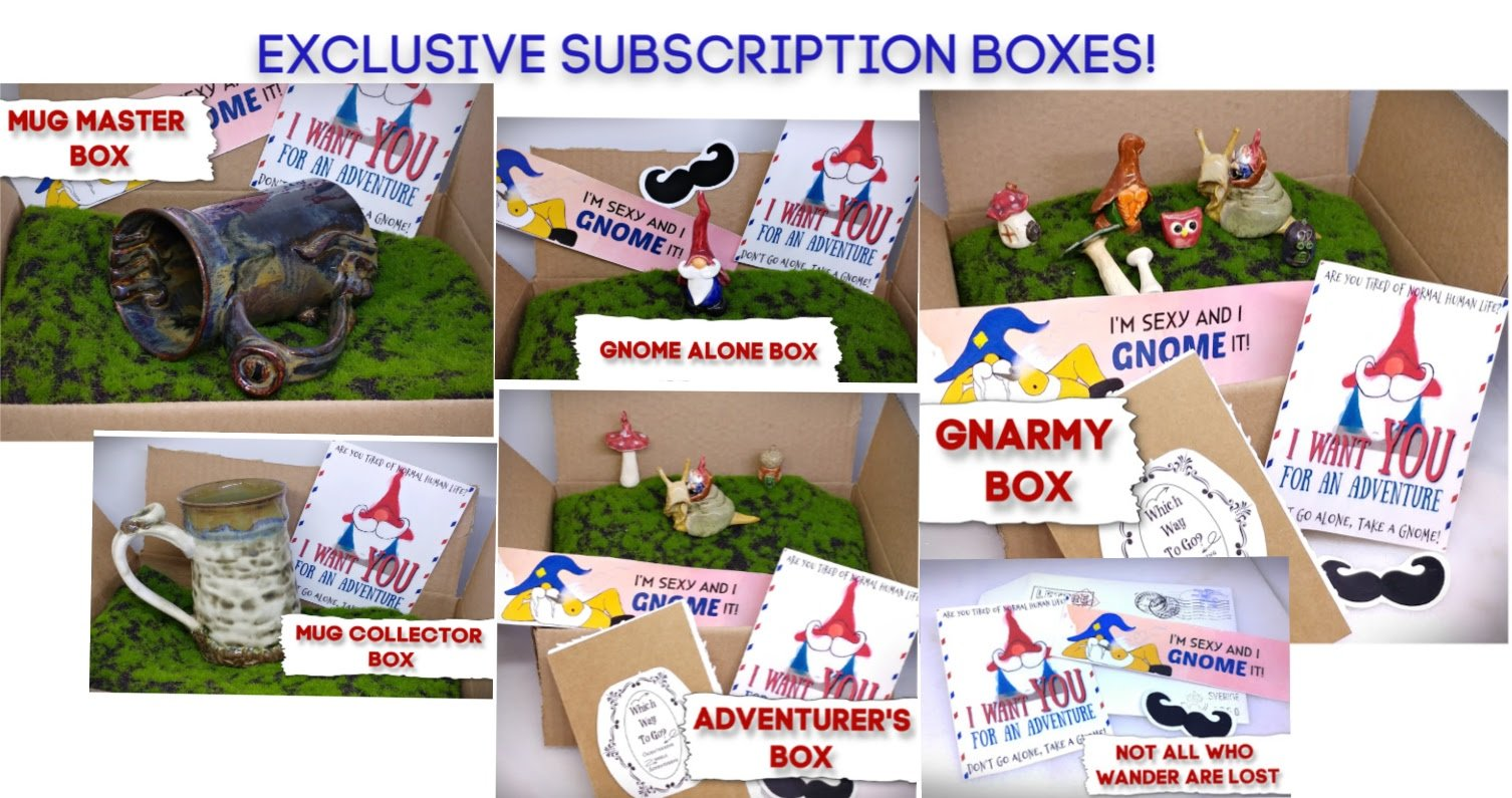 Patreon Subscription Boxes